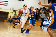 The girls basketball game between the Milton Yellow Jackets and the Colchester Lakers at Colchester High School on Friday night January 22, 2016 in Colchester, Vermont.