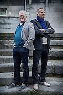 Leo Swinkels en Jacques Giesen