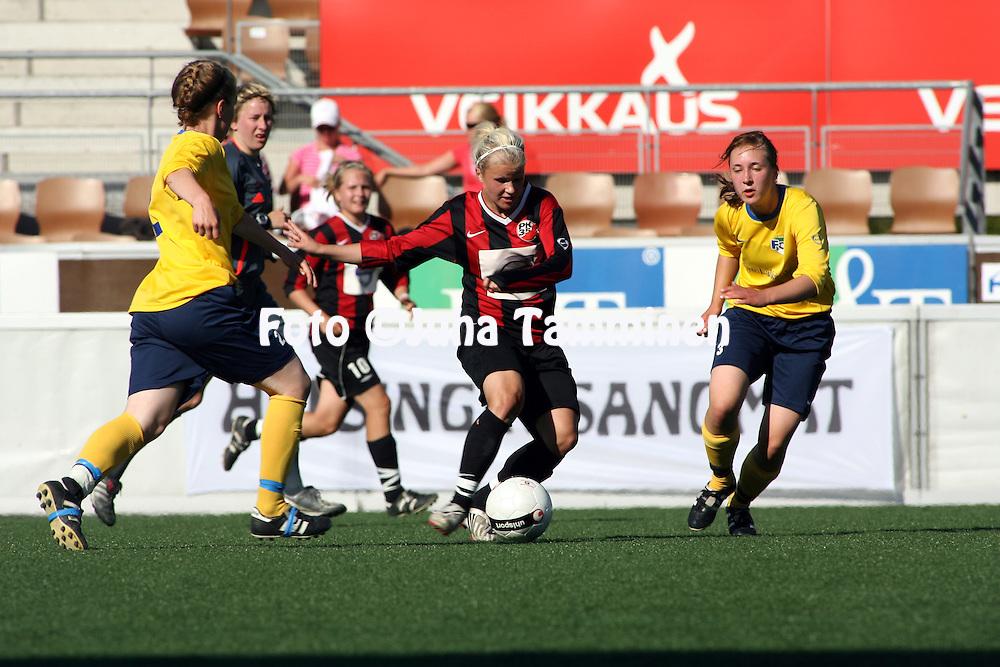 11.07.2008. Finnair Stadium, Helsinki..Helsinki Cup 2008.TB-17 loppuottelu, PK-35 - EPS.©Juha Tamminen