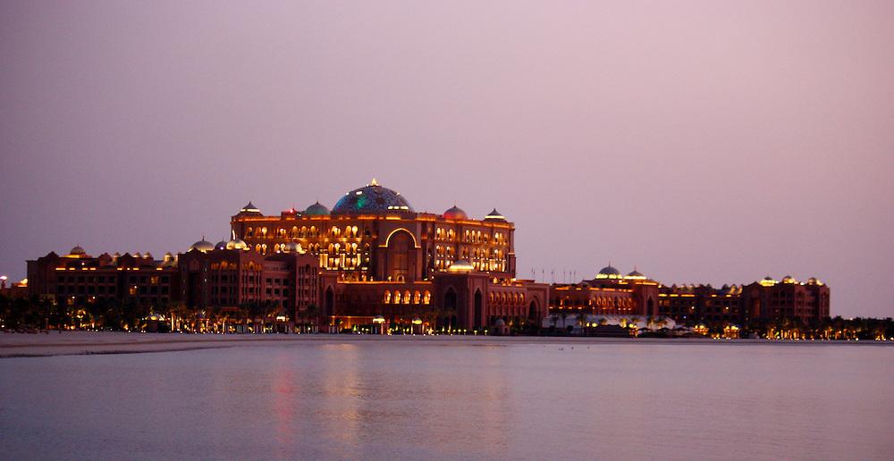 Emirates Hotel Abu Dhabi, UAE, Abu Dhabi, 7 start hotel, hotels Abu Dhabi, UAE photography