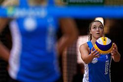 04-01-2020 NED: NK Beach volleyball Indoor, Aalsmeer<br /> Emi van Driel