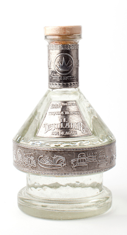 El Destilador blanco -- Image originally appeared in the Tequila Matchmaker: http://tequilamatchmaker.com