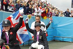 Baker, Natasha;<br /> Näpel, Britta, <br /> London Paralympics 2012<br /> Grade II<br /> © www.sportfotos-lafrentz.de/ Stefan Lafrentz