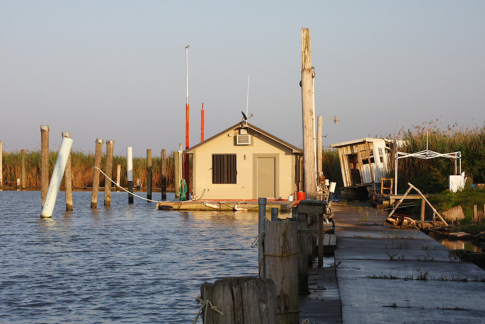 House on A Barge, Port Eads, LA