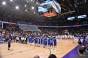 ITALY<br /> Nazionale Italiana Maschile Senior<br /> Eurobasket 2017 - Group Phase<br />  Italia Israele Italy Israel<br /> FIP 2017<br /> Tel Aviv, 31/08/2017<br /> Foto Ciamillo - Castoria/ M.Longo