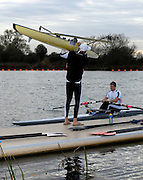 Rowing course: GB Rowing Training Complex, Redgrave Pinsent Lake, Caversham, Reading
