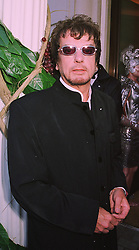 Interior designer MR NICKY HASLAM, at a party in London on 10th June 1998.<br /> MIF 48