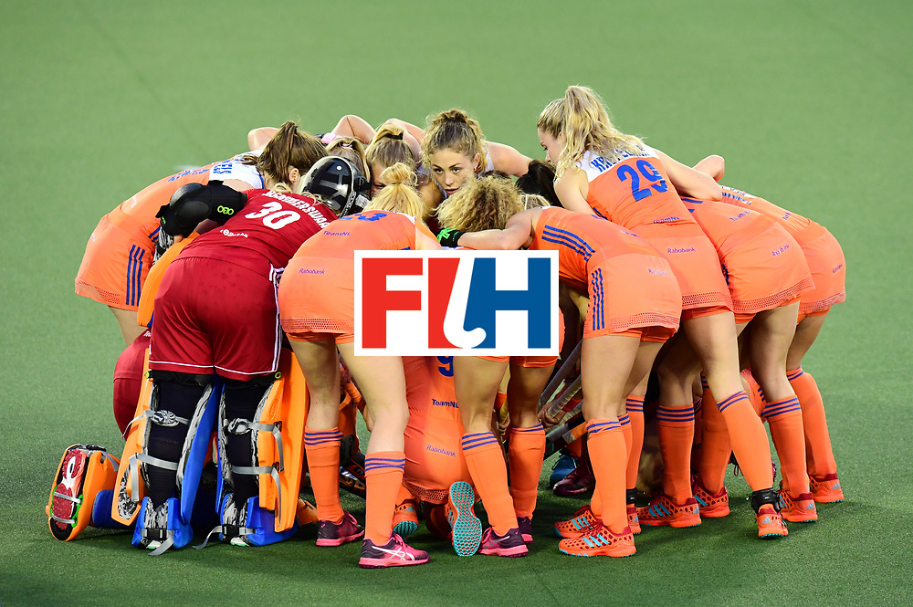 AUCKLAND - Sentinel Hockey World League final women<br /> Match id:10322<br /> 22 NED v NZL (Final)<br /> Foto: <br /> WORLDSPORTPICS COPYRIGHT FRANK UIJLENBROEK
