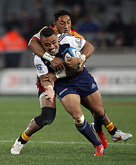 Auckland-Super Rugby, Blues v Chiefs