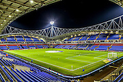Macron Stadium during the Sky Bet Championship match between Bolton Wanderers and Brentford at the Macron Stadium, Bolton, England on 30 November 2015. Photo by Simon Davies.