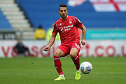 Nottingham Forest midfielder Joao Carvalho (10) during the EFL Sky Bet Championship match between Wigan Athletic and Nottingham Forest at the DW Stadium, Wigan, England on 20 October 2019.