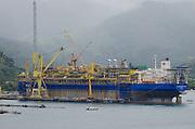 am 26.11.2012 bei der Werft Verolme