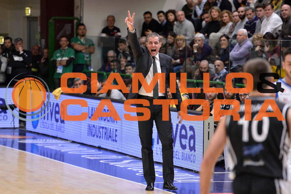 SASSARI 08 GENNAIO 2017<br /> LegaBasket Serie A 2016/2017<br /> Dinamo Banco di Sardegna Sassari - Pasta Reggia Juve Caserta<br /> NELLA FOTO Sandro Dell'Agnello<br /> FOTO CIAMILLO