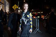 Natalia Vodianova at Louis Vuitton's Volez Voguez Voyagez NYC