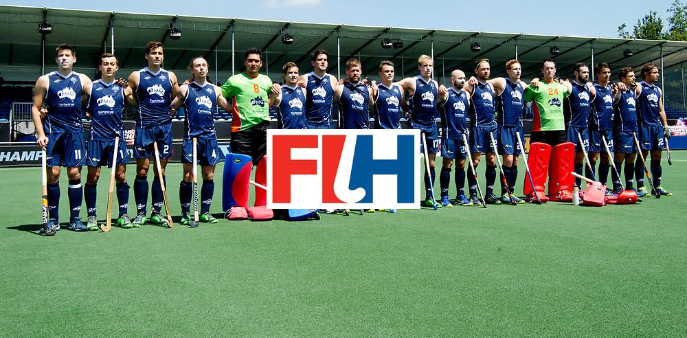 BREDA - Rabobank Hockey Champions Trophy<br /> Argentina -  Australia<br /> Photo: Australian line up.<br /> COPYRIGHT WORLDSPORTPICS FRANK UIJLENBROEK