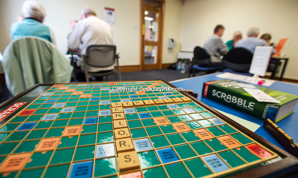 Picture by Christian Cooksey/CookseyPix.com on behalf of South Ayrshire Council.<br /> <br /> Strictly Seniors magazine.<br /> <br /> Scrabble Club, Troon Library.<br /> <br /> <br /> <br /> <br /> All rights reserved. For full terms and conditions see www.cookseypix.com