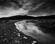 Waiparous Creek Sunrise, Alberta