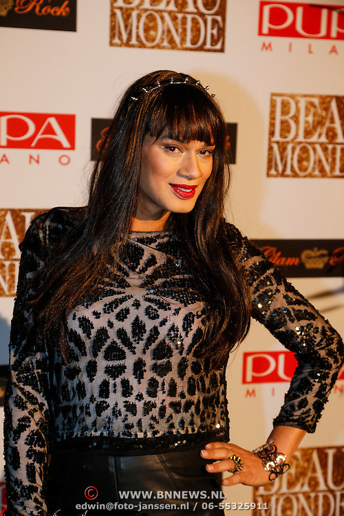 NLD/Amsterdam/20121112 - Beau Monde Awards 2012, DJ Sunny Jansen