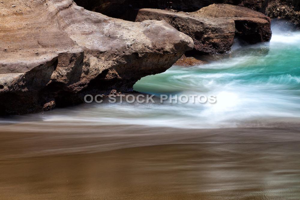 Scenic Coast of the Big Island of Hawaii