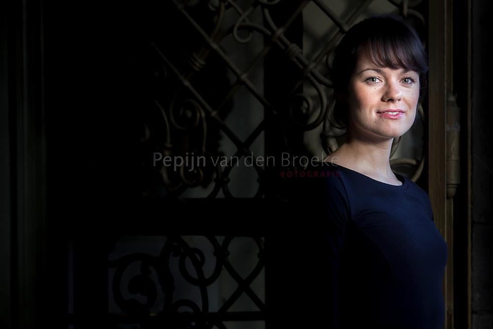 Nederland, Groningen 20131220. Stefanie Salmon. foto: Pepijn van den Broeke