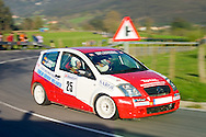 Rally of Cantabria, Guriezo, Cantabria, Spain