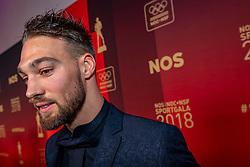 19-12-2018 NED: Sportgala NOC * NSF 2018, Amsterdam<br /> In de Amsterdamse AFAS vindt het traditionele NOC NSF Sportgala plaats / Kjeld Nuis, Sportman van het Jaar 2018