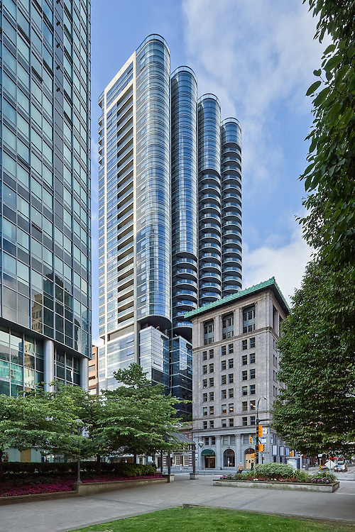 Jameson House, Vancouver | Foster+Partners with Francl Architecture | Jameson Developments with Bosa Properties | 2011