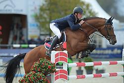Stuhlmeyer Patrick, (GER), Lacan<br /> CSI4* Qualifikation DKB-Riders<br /> Horses & Dreams meets Denmark - Hagen 2016<br /> © Hippo Foto - Stefan Lafrentz
