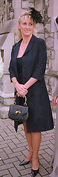 SARAH, MARCHIONESS OF MILFORD HAVEN, at a wedding in London on 5th June 1999.MSW 12 WICO