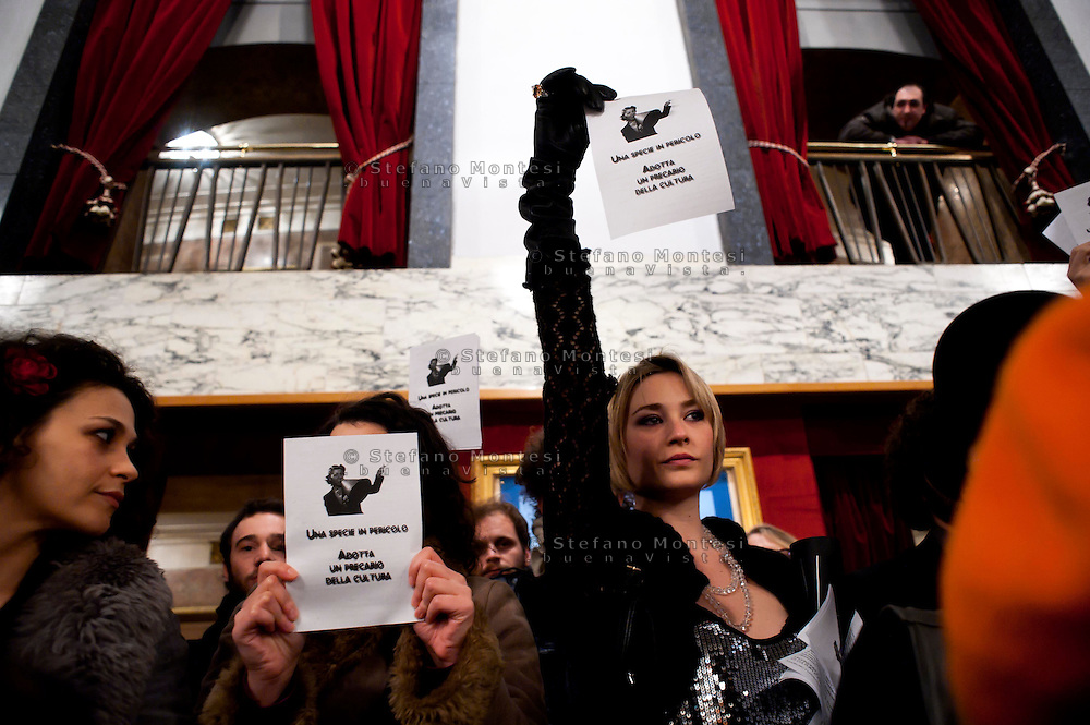 Roma, 4 Febbraio   2011.<br />