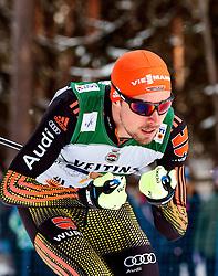 24.02.2017, Lahti, FIN, FIS Weltmeisterschaften Ski Nordisch, Lahti 2017, Nordische Kombination, Langlauf, im Bild Johannes Rydzek (GER) // Johannes Rydzek of Germany during Cross Country of Nordic Combined competition of FIS Nordic Ski World Championships 2017. Lahti, Finland on 2017/02/24. EXPA Pictures © 2017, PhotoCredit: EXPA/ JFK