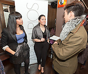 Nolcha supports the growth of ethical fashion and celebrate independent fashion brands who hold to sustainable, organic and eco-friendly fashion standards.  Nolcha is an award-winning leading global platform advancing the business of independent fashion designers and retailers via social e-commerce, fashion week events and an educational video portal. Iris Abreu and Irene Rios of Abreu Rios Designs.