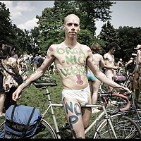 Turin World Naked Bike Pride