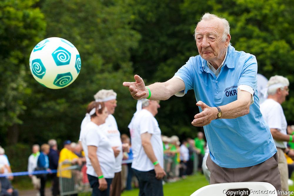 360315-Okra senioren speelnamiddag-Sport&Spel voor Senioren-Langestraat 170 Zandhoven