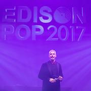 NLD/Amsterdam/201702013- Edison Pop Awards 2017, Eric Corton