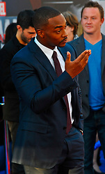 """Anthony Mackie 04/12/2016 World Premiere of Marvel's """"Captain America: Civil War"""" held at Dolby Theater in Hollywood, CA. EXPA Pictures © 2016, PhotoCredit: EXPA/ Photoshot/ Albert L. Ortega<br /> <br /> *****ATTENTION - for AUT, SLO, CRO, SRB, BIH, MAZ, SUI only*****"""