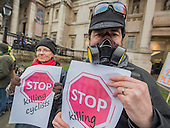 Stop Killing Cyclists London Protest