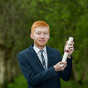 19.04.2017        <br /> Pictured at the University of Limerick KBS/Northern Trust Awards Ceremony was award recipient, Thomas Kearney, Tralee Co. Kerry. Picture: Alan Place.