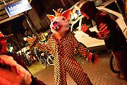 Halloween 2009 on Decatur Street in New Orleans
