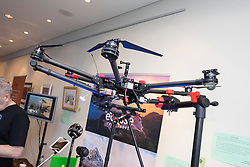 #hellodigital Extra 2017 event, held at Eden Court in Inverness.<br /> <br /> Pictured: a drone<br /> <br /> Malcolm McCurrach | EEm | Mon, 20, February, 2017