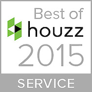Client Satisfaction Award!<br /> Bradshaw Designs rated at the highest level for client satisfaction by the Houzz community.