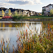 Elgin Pond, Carma McKenzie Towne, Calgary, Alberta Canada