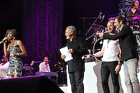 Beverley Knight, Dan Gillespie Sells (The Feeling), Ronan Keating, Stage, Tom Jones
