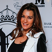 NLD/Amsterdam/20130325 - High Fashion Tea Jos Raak 2013, Quinty Trustfull - van den Broek
