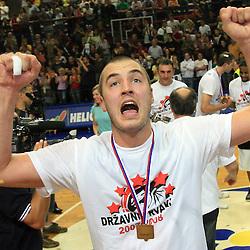 20080607: Basketball - DP, Helios Domzale vs Union Olimpija