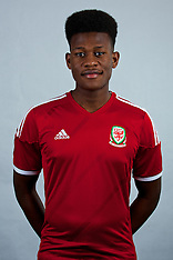 140216 Wales U17's Headshots