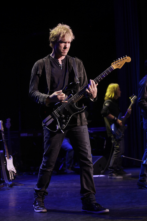 Kenny Wayne Shepherd, July 24, 2014, in Phoenix, Arizona.