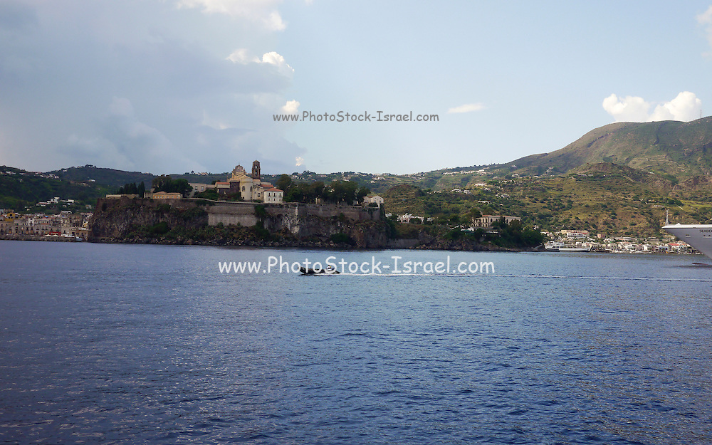 Italy, Sicily, the coast near Taormina