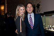 MR. AND MRS. JONATHAN LOURIE, Santa Sebag Montefiore and Asprey's host a book launch for Jerusalem: the Biography by Simon Sebag Montefiore. Asprey. New Bond St. London. 26 January 2010. -DO NOT ARCHIVE-© Copyright Photograph by Dafydd Jones. 248 Clapham Rd. London SW9 0PZ. Tel 0207 820 0771. www.dafjones.com.
