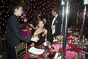 MARGOT STILLEY, Cartier Dinner to celebrate the re-opening of the Cartier U.K. flagship store, New Bond St. Natural History Museum. 17 October 2007. -DO NOT ARCHIVE-© Copyright Photograph by Dafydd Jones. 248 Clapham Rd. London SW9 0PZ. Tel 0207 820 0771. www.dafjones.com.